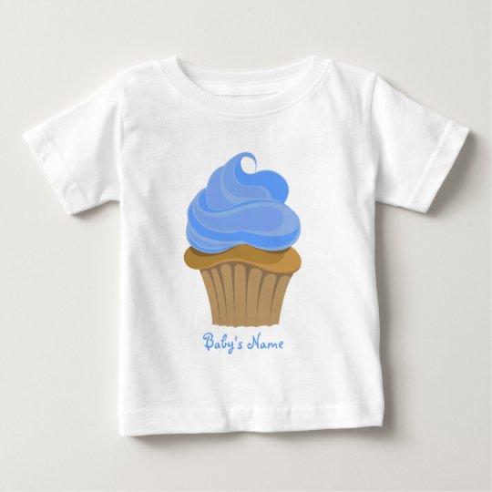 Artistic Kids Birthday Cupcake Shirt