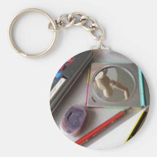 Artistic License Keychain