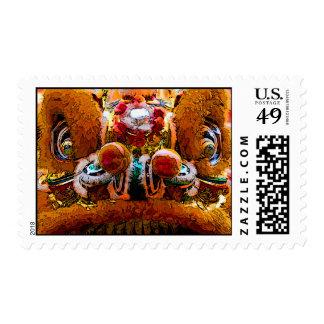 Artistic License Postage Stamp