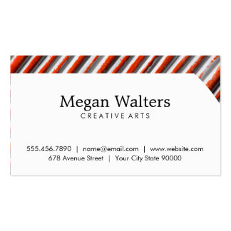 Artistic | Mixed Media Business Card