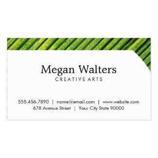 Artistic | Mixed Media II Business Card