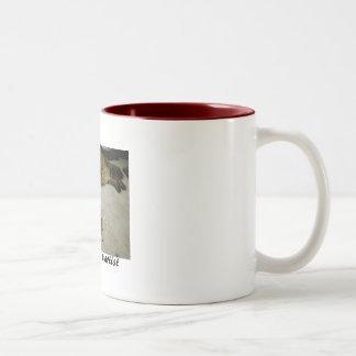 Artistic Notions Two-Tone Coffee Mug