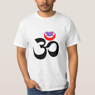 Artistic Om - Yoga T-Shirt