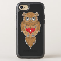 Artistic Owl OtterBox Symmetry iPhone 7 Case