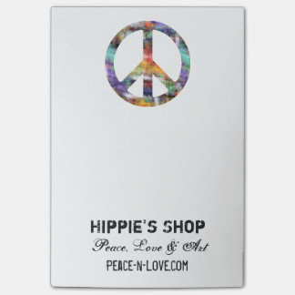 Artistic Peace Post-it® Notes
