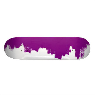 Artistic purple texture/Table of Skate Skateboard Deck