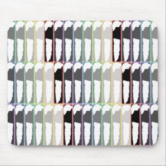 Artistic Rachel Alexandra Blaze Mousepad