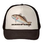 Artistic Redfish Trucker Hat