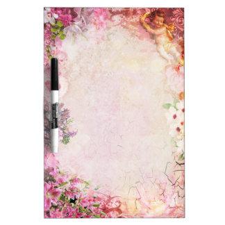 Artistic Romance Dry-Erase Board