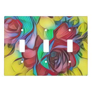 Artistic Nursery Wall Plates Light Switch Covers Zazzle