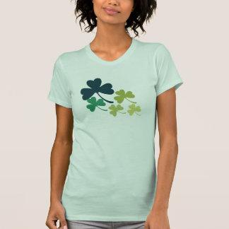 Artistic Shamrocks Shirt