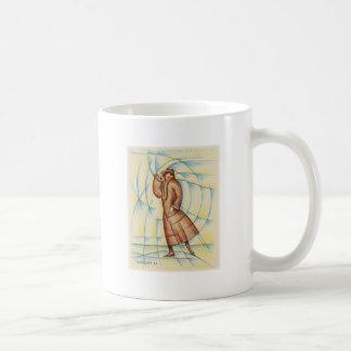 Artistic Skater Coffee Mug
