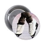 Artistic Skates 2 Inch Round Button