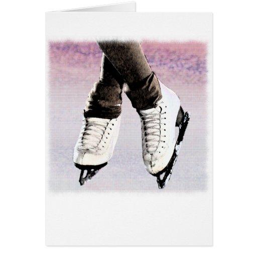 Artistic Skates Card