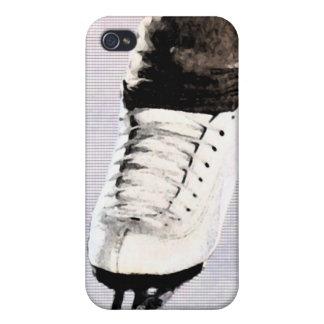 Artistic Skates Case For iPhone 4