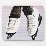 Artistic Skates Mouse Pad