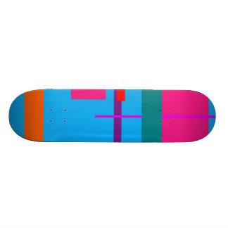Artistic Space Brandies Blue Skate Board Decks