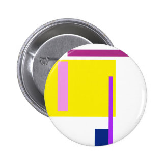 Artistic Space 2 Inch Round Button