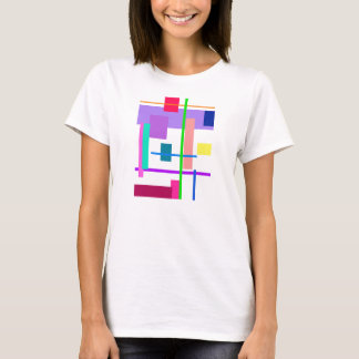 Artistic Space Customizable Sunset T-Shirt