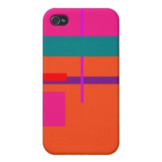 Artistic Space Portland Orange Case For iPhone 4
