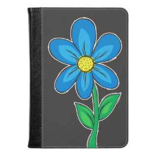 Artistic Spring Flower Kindle Case at Zazzle