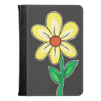 Artistic Spring Flower Kindle Case