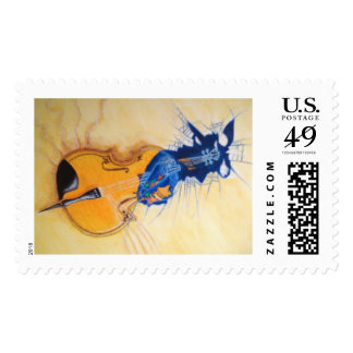 artistic stamps