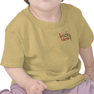 Artistic Talents Logo Clothing Shirt