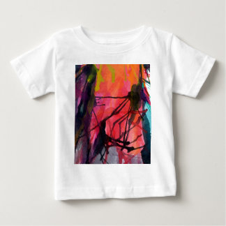 Artistic Texture, Colour Pattern Baby T-Shirt