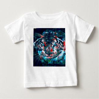 Artistic Tiger Baby T-Shirt