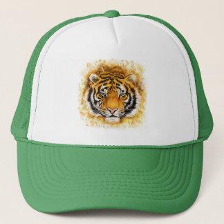 Artistic Tiger Face Trucker Hat