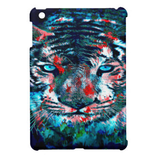 Artistic Tiger iPad Mini Cases
