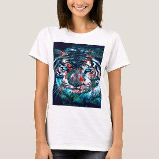 Artistic Tiger T-Shirt