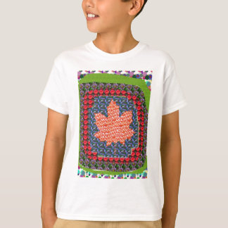 ARTISTIC vers PROUD Canadian MAPLE LEAF lowprice T-Shirt
