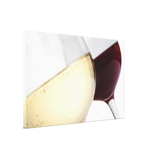Artistic Wines Canvas Print