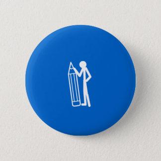 ArtiStick Pinback Button
