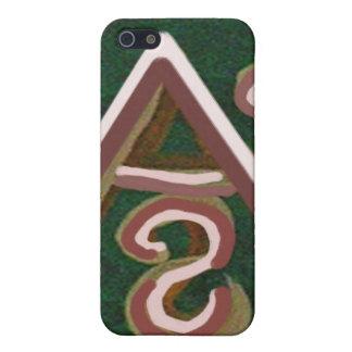 Artístico puro - símbolo de REIKI Karuna iPhone 5 Fundas