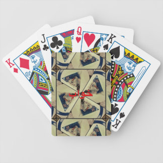 """ARTiSTrie by MW """"iTOON"""" Cards Bicycle Playing Cards"""
