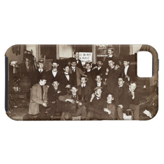 Artists and Friends of John French Sloan in Studio iPhone SE/5/5s Case