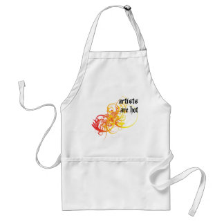 Artists Are Hot Apron