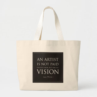 Artists Are Not Paid For Labor, But Vision Bags