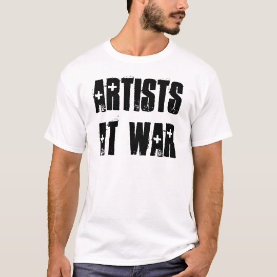 artists at war T-Shirt