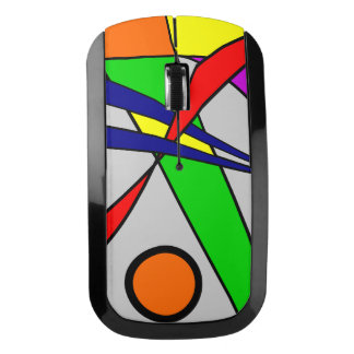 Artists Canvas Wireless Mouse