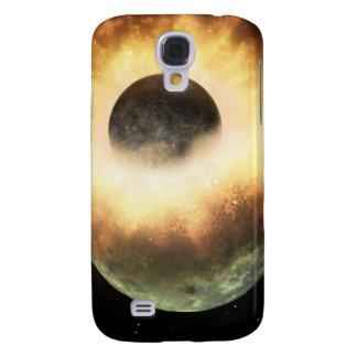 Artist's concept of a celestial body samsung s4 case