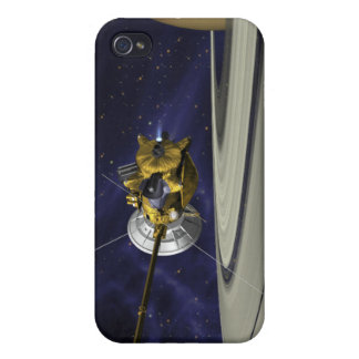 Artists concept of Cassini iPhone 4/4S Cover