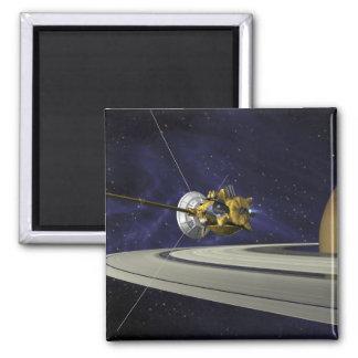 Artists concept of Cassini Magnet