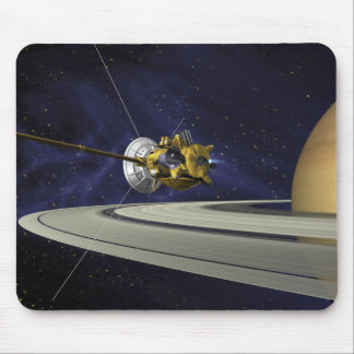 Artists concept of Cassini Mouse Pad