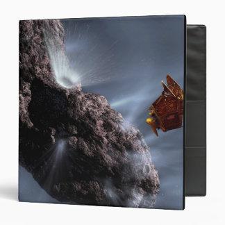 Artist's concept of Deep Impact's Encounter Binder