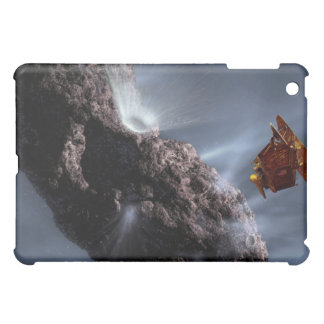 Artist's concept of Deep Impact's Encounter Cover For The iPad Mini