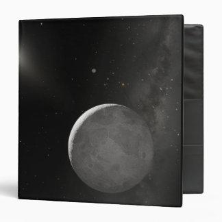 Artist's concept of Kuiper Belt object Binder
